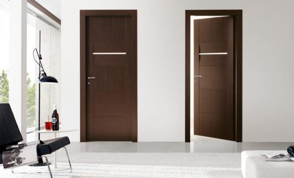 Двери. Классификация видов