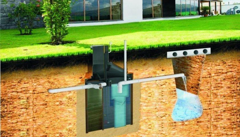 Типы автономной канализации