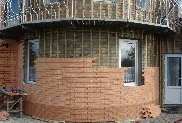 Стены. Материалы для стен