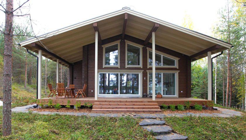 Технология постройки каркасных домов по финской технологии