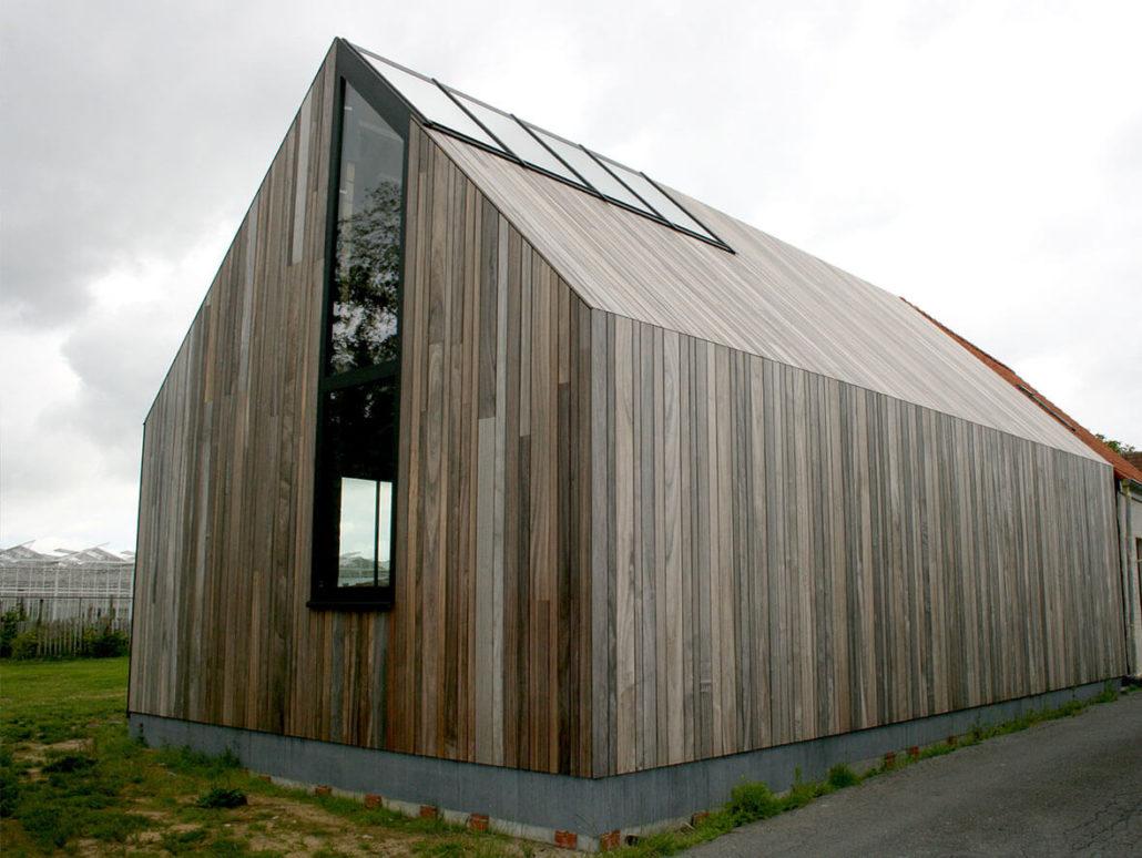 стили каркасных домов